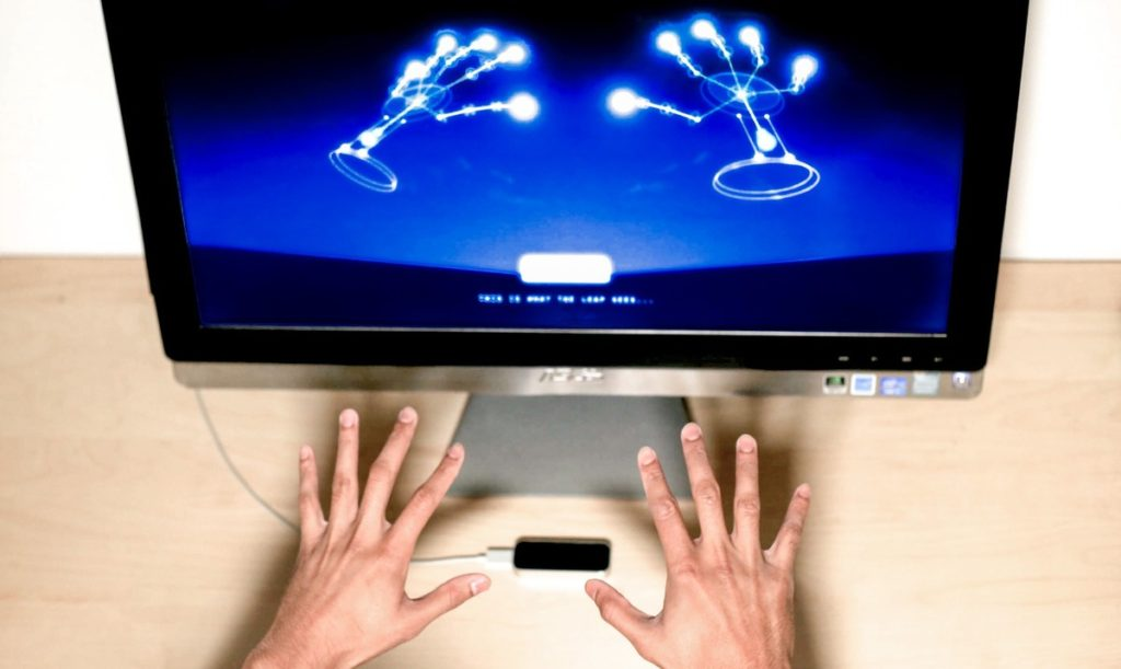 Leap Motion อุปกรณ์คอมพิวเตอร์ไฮเทค gadgetมาใหม่ อัพเดทโลกไซเบอร์