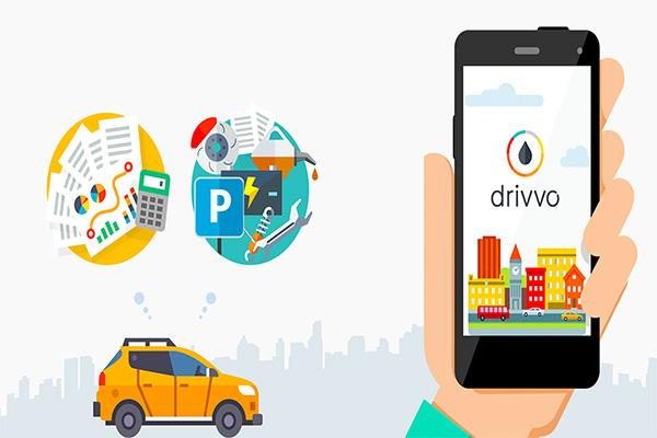 รีวิวแอพ :: Drivvo ช่วยควบคุมงบประมาณ ในการขับขี่รถยนต์ของคุณ gadgetมาใหม่ อัพเดทโลกไซเบอร์ Review app Drivvo