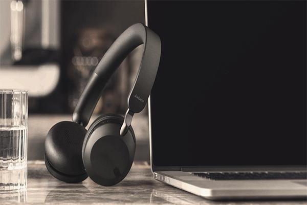ของมันต้องมี!! หูฟัง Jabra Elite 45h ของดี เทคโนโลยีเจ๋ง gadgetมาใหม่ อัพเดทโลกไซเบอร์ JabraElite45h