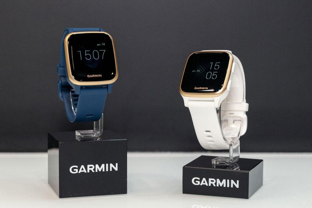 สวย!! สมาร์ทวอทช์ Garmin VENU SQ รุ่นใหม่ ดีไซน์เก๋ gadgetมาใหม่ อัพเดทโลกไซเบอร์ SmartWatch GarminVENUSQ