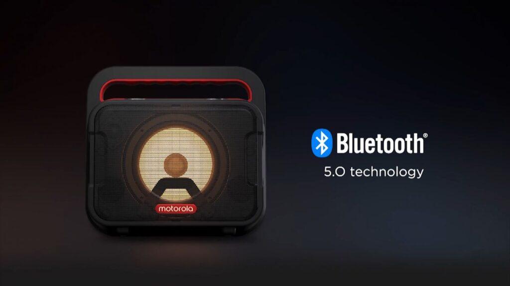 อย่าพลาด!! Motorola Sonic Maxx 810 ลำโพงไร้สายสำหรับสายแดนซ์ gadgetมาใหม่ อัพเดทโลกไซเบอร์ MotorolaSonicMaxx810 ลำโพงไร้สาย