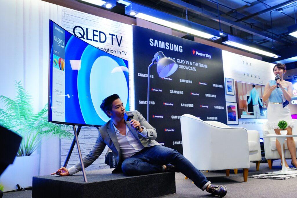 Samsung QLED ทีวีสุดล้ำสมัย ตอบโจทย์ให้คนในยุคปัจจุบัน gadgetมาใหม่ อัพเดทโลกไซเบอร์ Samsung SamsungQLED