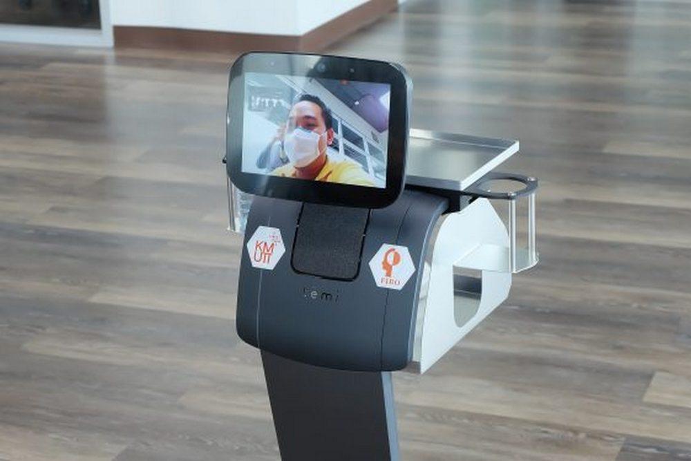 หุ่นยนต์ช่วยรับมือสถานการณ์ COVID – 19 ได้เป็นอย่างดี แต่ก็ไม่ใช่คำตอบสุดท้ายในการแก้ไขปัญหา gadgetมาใหม่ อัพเดทโลกไซเบอร์ หุ่นยนต์รับมือCOVID19