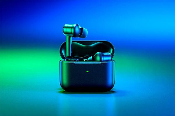 Hammerhead True Wireless Pro หูฟังเกมมิ่งไร้สาย เปิดตัวมาพร้อมกับระบบตัดเสียงรบกวนจาก Razer gadgetมาใหม่ อัพเดทโลกไซเบอร์ หูฟังเกมมิ่ง HammerheadTrueWirelessPro