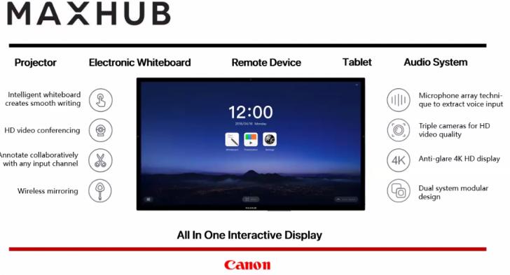 """เปิดตัว """"Canon Smart Office solution"""" ผลิตภัณฑ์และซอฟต์แวร์ใหม่จาก Cannon gadgetมาใหม่ อัพเดทโลกไซเบอร์ Canon SmartOfficesolution"""