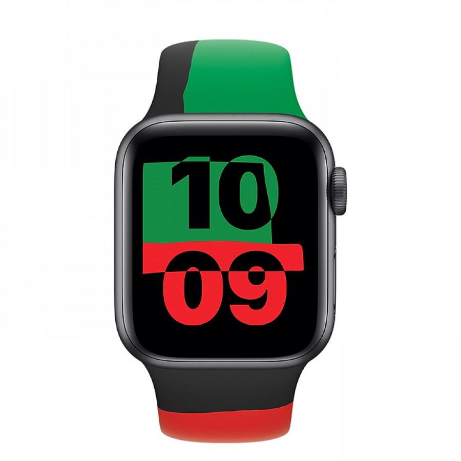เผยโฉม Apple Watch Black Unity Collection เพื่อร่วมฉลองและเชิดชูประวัติศาสตร์และวัฒนธรรมของชาวผิวสี gadgetมาใหม่ อัพเดทโลกไซเบอร์ AppleWatch BlackUnityCollection
