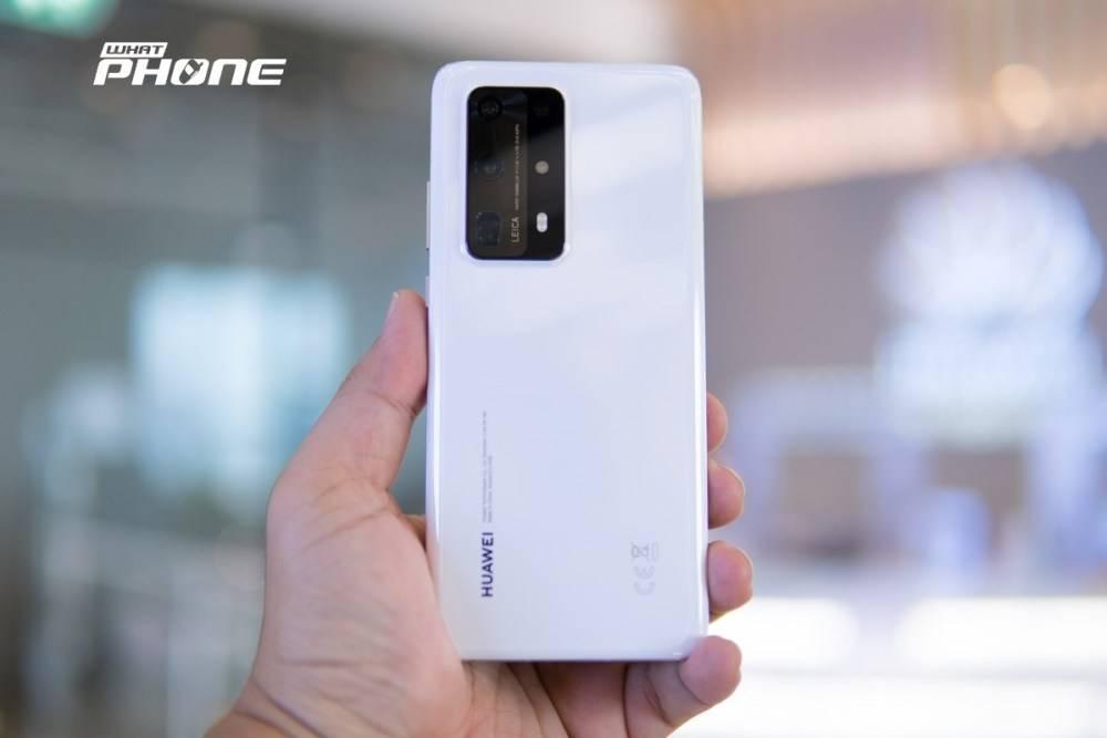 รีวิว Huawei P40 Pro Plus รุ่น Top รุ่นทอปสุดของ P40 gadgetมาใหม่ อัพเดทโลกไซเบอร์ Huawei HuaweiP40ProPlus