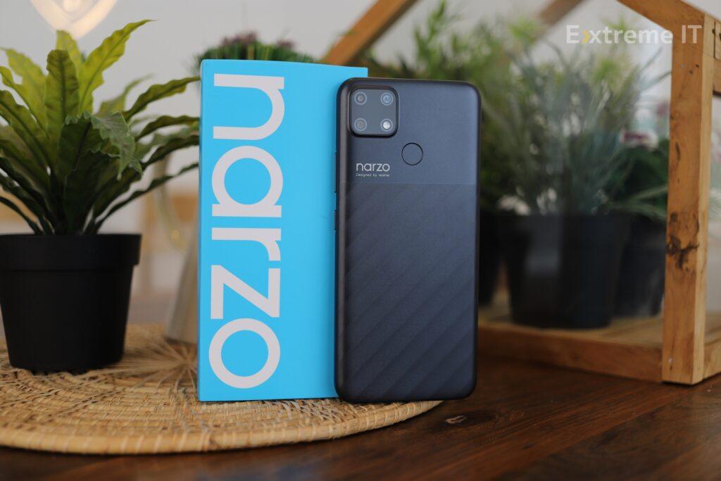 ค่ายมือถือดัง Realme เปิดตัวน้องใหม่ Narzo 30A เอาใจคนชอบเล่นเกม gadgetมาใหม่ อัพเดทโลกไซเบอร์ Realme Narzo30A