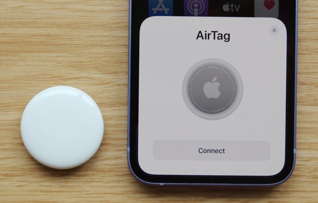 AirTag อุปกรณ์ที่จะมาช่วยตอบโจทย์คนขี้ลืม gadgetมาใหม่ อัพเดทโลกไซเบอร์ AirTag