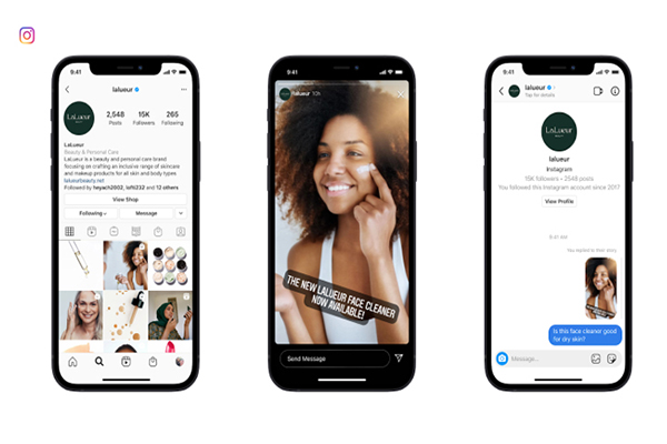 Instagram เปิดตัวเทคโนโลยีใหม่ Messenger API เพื่อตอบสนองการใช้งานในปัจจุบัน gadgetมาใหม่ อัพเดทโลกไซเบอร์ Instagram MessengerAPI