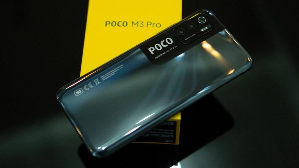 เปิดตัวสมาร์ทโฟนราคาประหยัด สเปคสูงจากรุ่น Poco M3 Pro 5G gadgetมาใหม่ อัพเดทโลกไซเบอร์ Poco PocoM3Pro5G