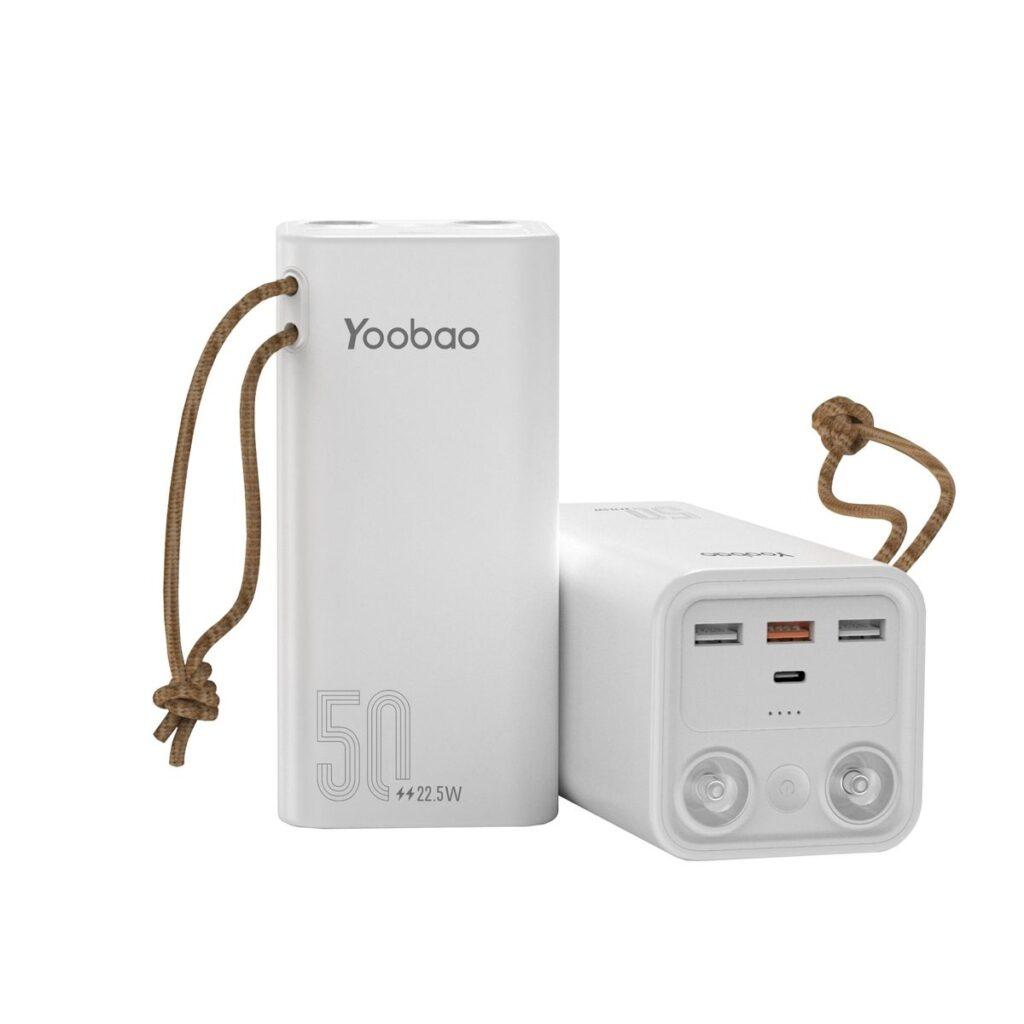 เปิดคลัง Power Bank จาก Yoobao ในปี 2021 ที่ทุกคนต้องมีไว้ในครอบครอง gadgetมาใหม่ อัพเดทโลกไซเบอร์ แนะนำPowerBank Yoobao